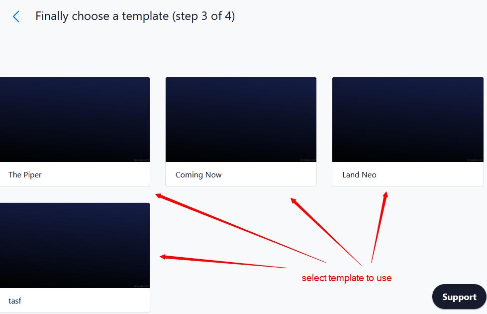 olitt templates